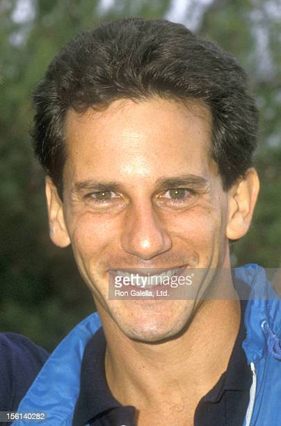 Actor Michael Spound attends the Second Annual Joan Rivers Celebrity Tennis/Auction Classic to Benefit the Cystic Fibrosis Foundation on September 13...