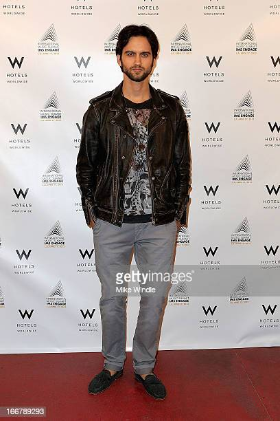 Actor Michael Steger attends W Hotels kicks off IMS Engage with Symmetry live performance by FOXES at Drai's Private Lounge at W Hollywood on April...