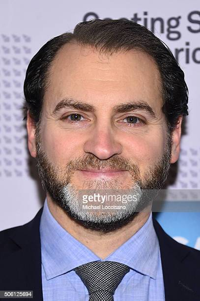 Actor Michael Stuhlbarg attends 31st Annual Artios Awards at Hard Rock Cafe Times Square on January 21 2016 in New York City