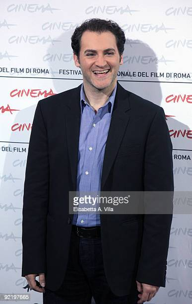 Actor Michael Stuhlbarg attends the 'A Serious Man' Photocall during Day 8 of the 4th International Rome Film Festival held at the Auditorium Parco...