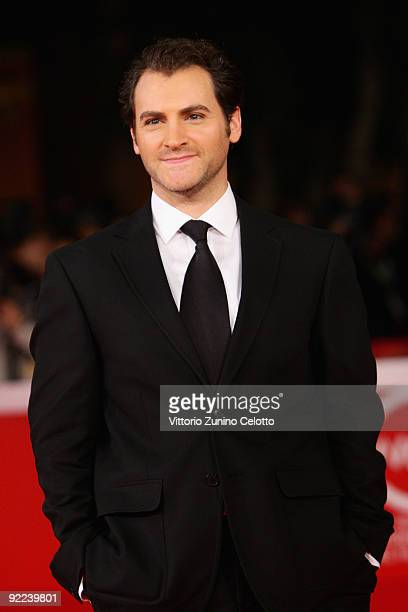 Actor Michael Stuhlbarg attends the A Serious Man Premiere during Day 8 of the 4th International Rome Film Festival held at the Auditorium Parco...