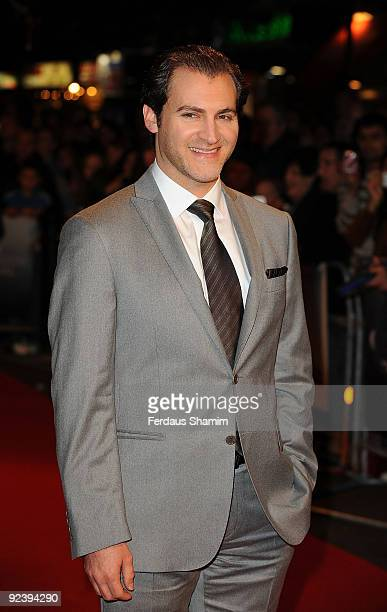 Actor Michael Stuhlbarg attends the screening of 'A Serious Man' during The Times BFI London Film Festival at Vue West End on October 27 2009 in...