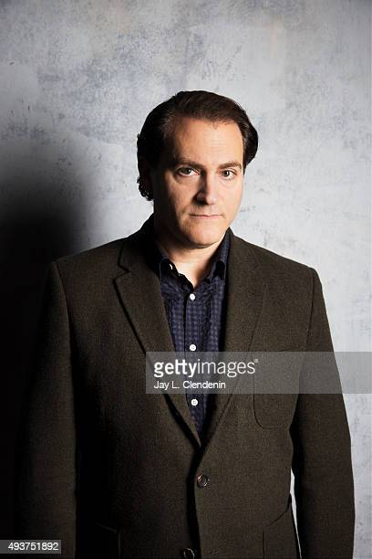 Actor Michael Stuhlbarg from the film Trumbo is photographed for Los Angeles Times on September 25 2015 in Toronto Ontario PUBLISHED IMAGE CREDIT...