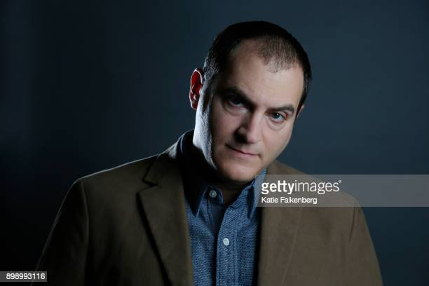 Actor Michael Stuhlbarg is photographed for Los Angeles Times on November 15 2017 in Los Angeles California PUBLISHED IMAGE CREDIT MUST READ Katie...