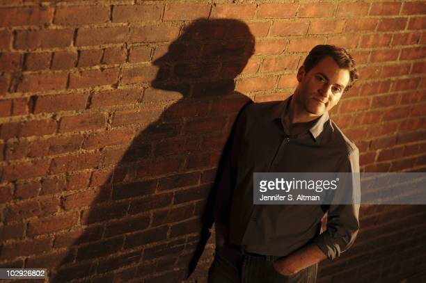 Actor Michael Stuhlbarg is photographed in New York for the Los Angeles Times PUBLISHED