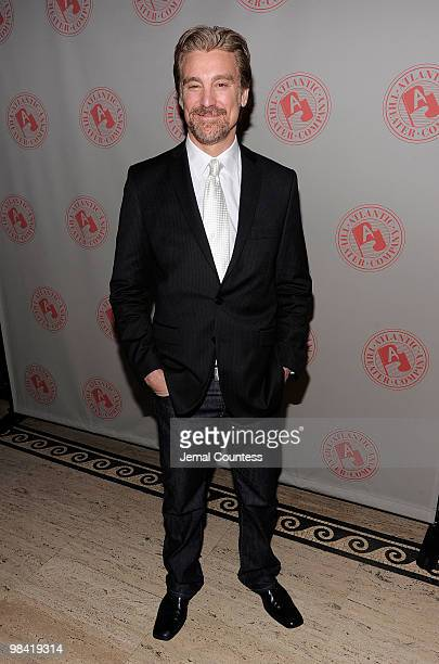 Actor Michael T Weiss attends the Atlantic Theater Company's 2010 Spring Gala at Gotham Hall on April 12 2010 in New York City