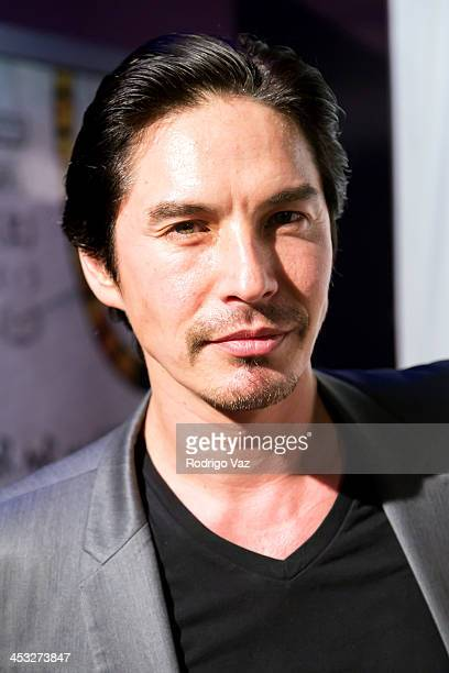 Actor Michael Teh attends 'A Journey To Planet Sanity' Los Angeles Premiere at Laemmle Monica 4Plex on December 2 2013 in Santa Monica California