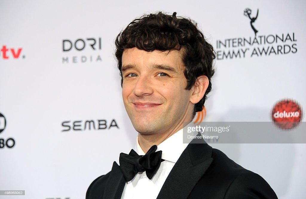 43rd International Emmy Awards - Arrivals : News Photo