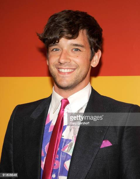 Actor Michael Urie attends Timestalks An Evening With Ugly Betty at TheTimesCenter on October 12 2009 in New York City