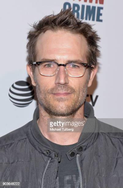 Actor Michael Vartan attends a special screening of 'Small Town Crime' at the Vista Theatre on January 10 2018 in Los Angeles California