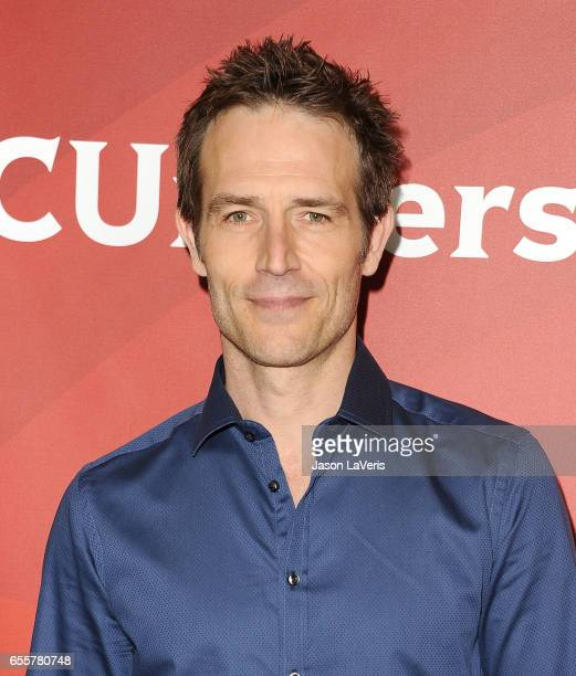 Actor Michael Vartan attends the 2017 NBCUniversal summer press day The Beverly Hilton Hotel on March 20 2017 in Beverly Hills California