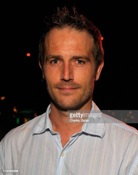 Actor Michael Vartan attends the official 2008 ESPY Awards Kickoff Party at the Playboy Mansion on July 14 2008 in Beverly Hills California