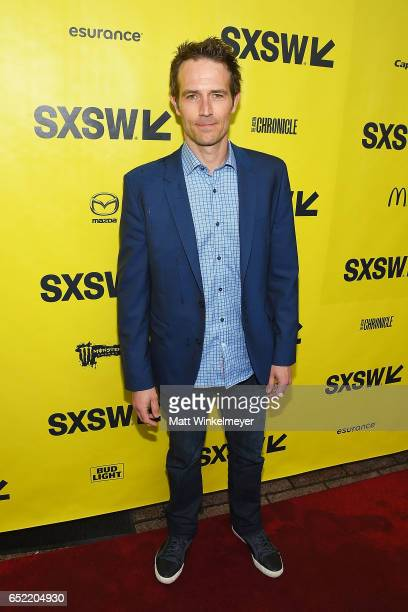 Actor Michael Vartan attends the 'Small Town Crime' premiere 2017 SXSW Conference and Festivals on March 11 2017 in Austin Texas