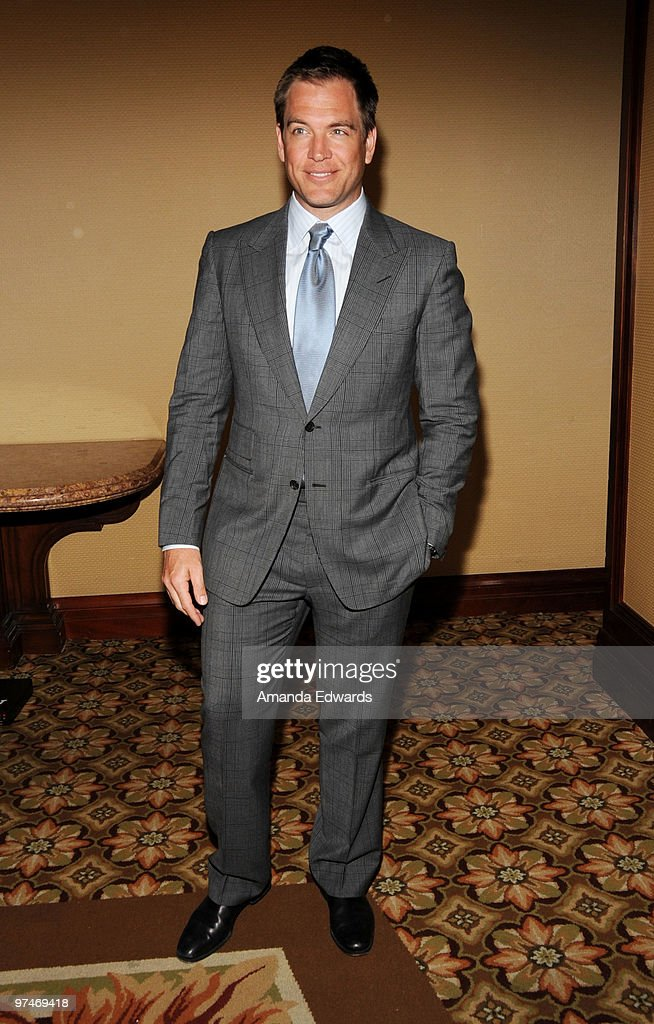 Actor Michael Weatherly arrives at the 47th Annual ICG Publicists Awards at the Hyatt Regency Century Plaza on March 5, 2010 in Century City, California.