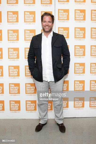 Actor Michael Weatherly attends the Last Days Of Disco 20th anniversary screening at Walter Reade Theater on May 24 2018 in New York City