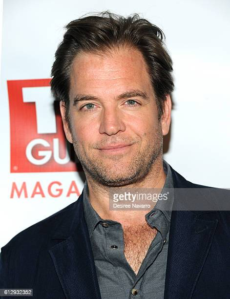 Actor Michael Weatherly attends TV Guide Magazine Celebrates CBS' Michael Weatherly at HGU New York on October 5 2016 in New York City
