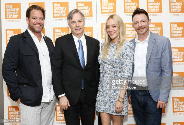 Actor Michael Weatherly filmmaker Whit Stillman and actors Chloe Sevigny and Mackenzie Astin attend the Last Days Of Disco 20th anniversary screening...