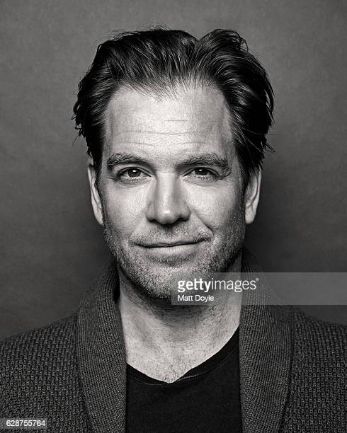 Actor Michael Weatherly is photographed for Back Stage on September 14 in New York City PUBLISHED COVER