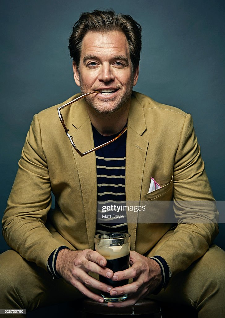 Actor Michael Weatherly is photographed for Back Stage on September 14, 2016, in New York City.