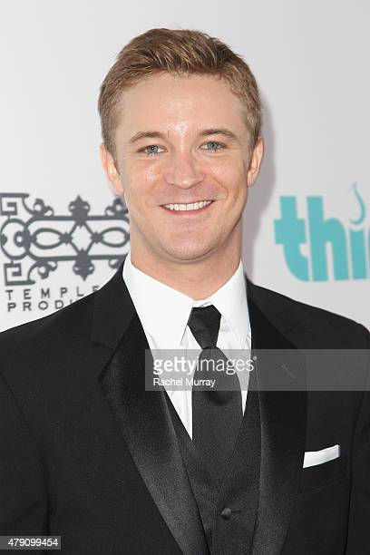 Actor Michael Welch attends the 6th Annual Thirst Gala at The Beverly Hilton Hotel on June 30 2015 in Beverly Hills California