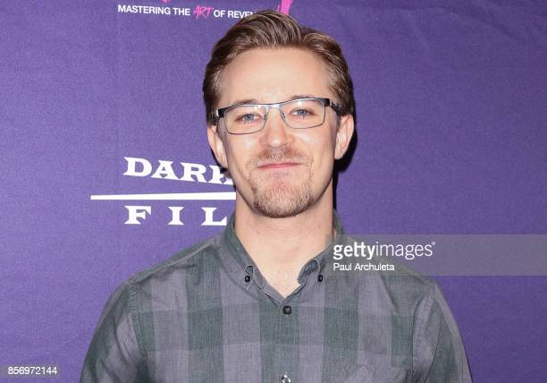Actor Michael Welch attends the premiere of Dark Sky Films' MFA at The London West Hollywood on October 2 2017 in West Hollywood California