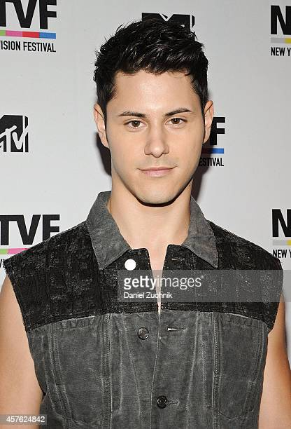 Actor Michael Willett attends the New York Television Festival panel 'Teenage Wasteland Navigating High School With The Next MTV Generation'...