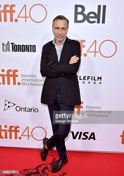 Actor Michael Wincott attends the Forsaken premiere during the 2015 Toronto International Film Festival at Roy Thomson Hall on September 16 2015 in...