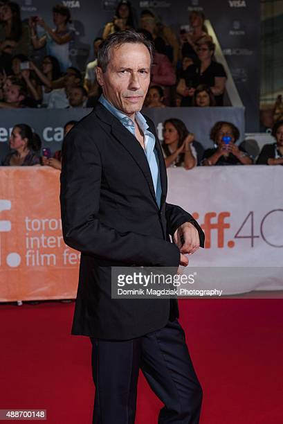 Actor Michael Wincott attends the 'Forsaken' premiere during the 2015 Toronto International Film Festival at Roy Thomson Hall on September 16 2015 in...