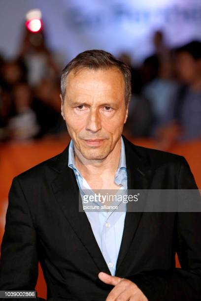 Actor Michael Wincott attends the premiere of Forsaken during the 40th Toronto International Film Festival TIFF at Roy Thomson Hall in Toronto Canada...
