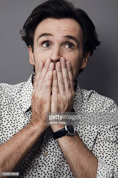 Actor Michael Xavier is photographed for The Picture Journal on April 21 2016 in Cannes France