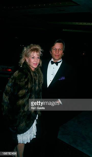 Actor Michael York and wife Patricia McCallum attending 16th Annual American Film Institute Lifetime Achievement Awards Honoring Jack Lemmon on March...