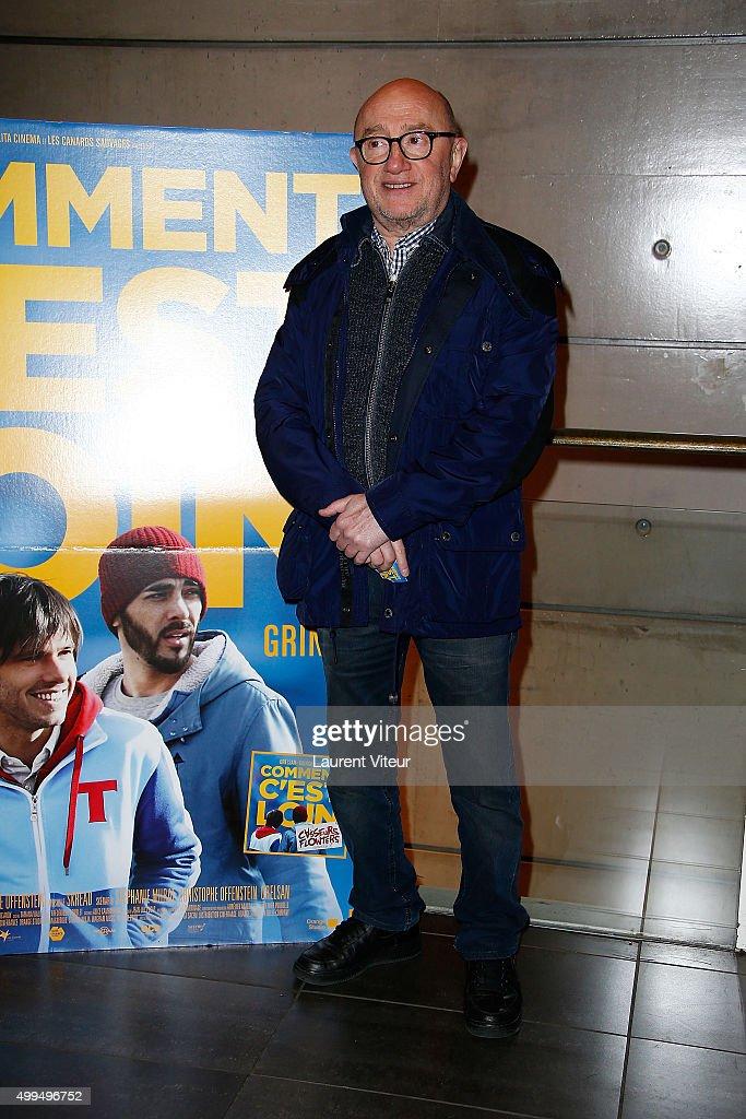 Fotos En Beelden Van Comment Cest Loin Paris Premiere At Mk2
