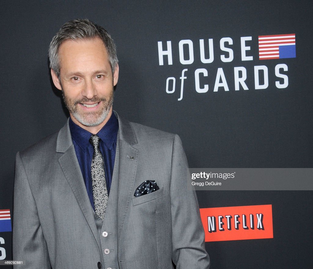 """House Of Cards"" - Season 2 Special Screening : News Photo"