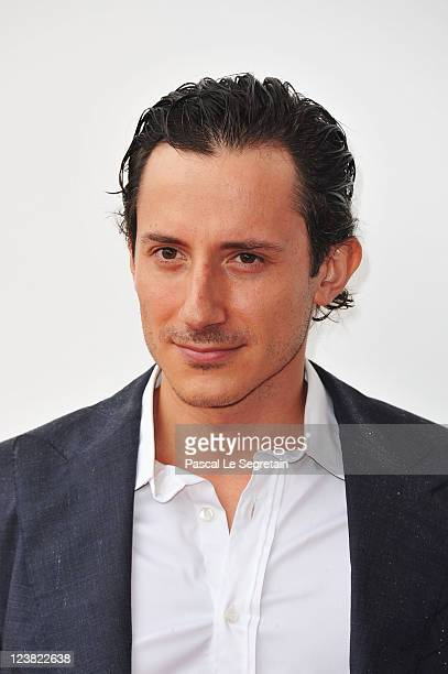 Actor Michele Alhaique attends the Cavalli premiere during 68th Venice Film Festival at Palazzo del Cinema on September 5 2011 in Venice Italy