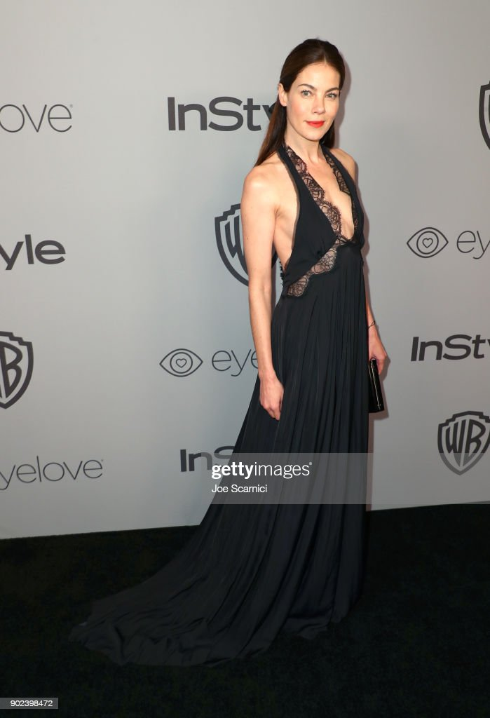 Actor Michelle Monaghan attends the 2018 InStyle and Warner Bros. 75th Annual Golden Globe Awards Post-Party at The Beverly Hilton Hotel on January 7, 2018 in Beverly Hills, California.