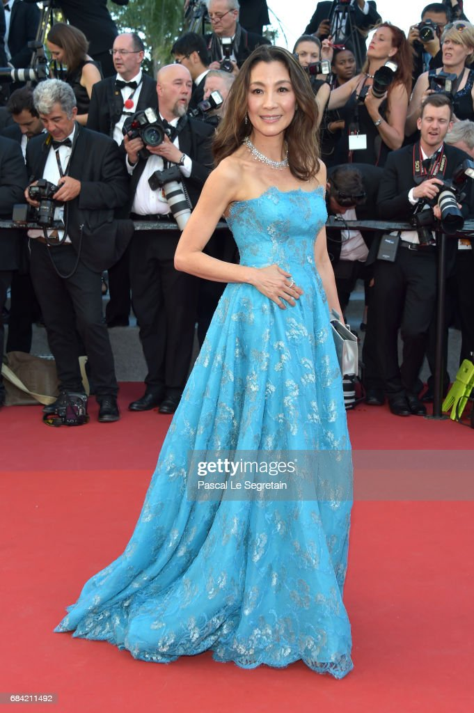 """Ismael's Ghosts (Les Fantomes d'Ismael)"" & Opening Gala Red Carpet Arrivals - The 70th Annual Cannes Film Festival : News Photo"