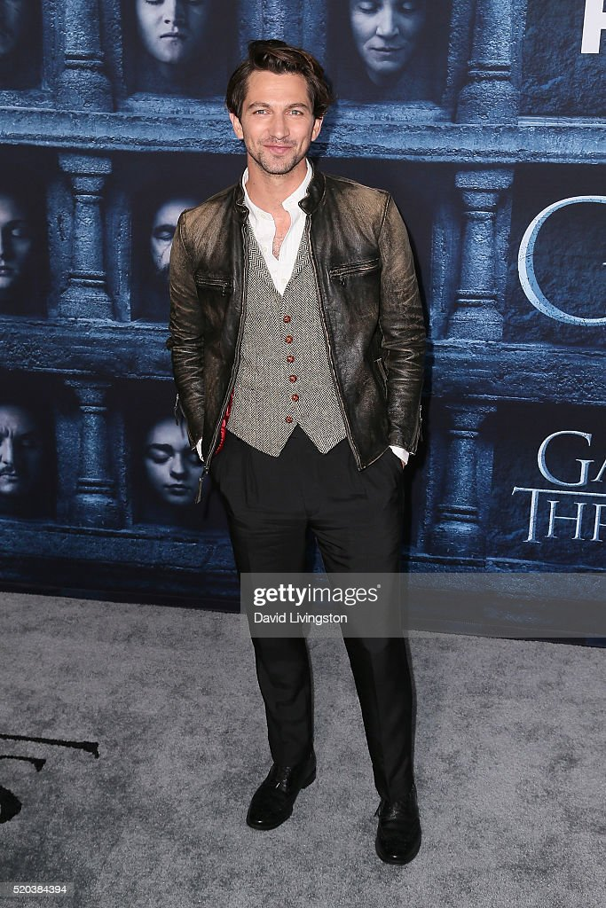 """Premiere Of HBO's """"Game Of Thrones"""" Season 6 - Arrivals"""