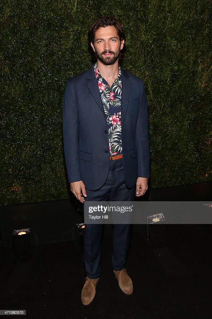 2015 Tribeca Film Festival CHANEL Artists Dinner