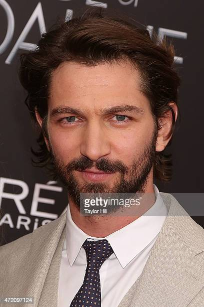Actor Michiel Huisman attends The Age of Adaline premiere at AMC Loews Lincoln Square 13 theater on April 19 2015 in New York City