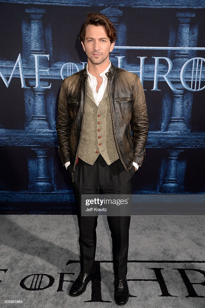 """Los Angeles Premiere For The Sixth Season Of HBO's """"Game Of Thrones"""""""