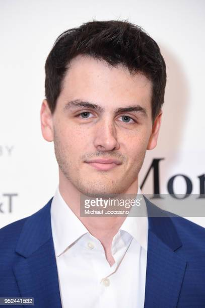 Actor Mick Hazen attends the premiere of Summertime with Tribeca Talks Storytellers during the 2018 Tribeca Film Festival at BMCC Tribeca PAC on...