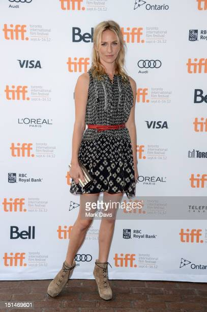 Actor Mickey Sumner attends the Imogene premiere during the 2012 Toronto International Film Festival on September 7 2012 in Toronto Canada