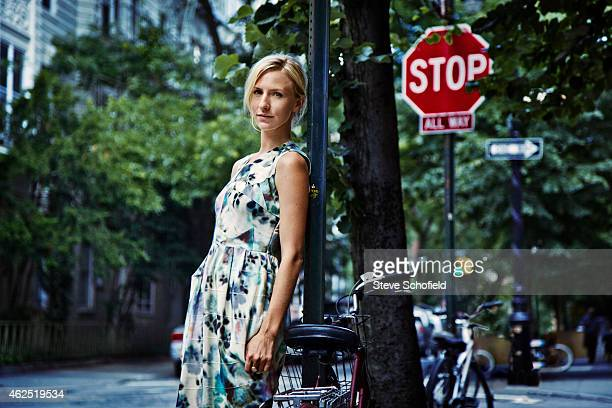 Actor Mickey Sumner is photographed for the Times on July 8 2013 in New York United States
