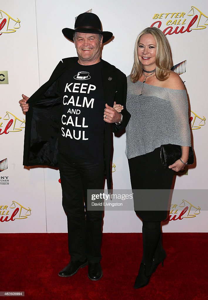 """Series Premiere Of AMC's """"Better Call Saul"""" - Arrivals : News Photo"""