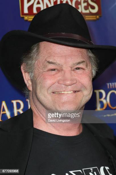Actor Micky Dolenz arrives at the premiere of 'The Bodyguard' at the Pantages Theatre on May 2 2017 in Hollywood California