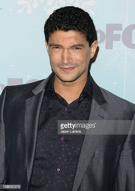 Actor Mido Hamada attends the Fox AllStar winter TCA party at Villa Sorriso on January 11 2011 in Pasadena California