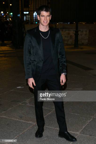 Actor Miguel Bernardeau arrives at the Fotogramas Awards 2019 Gala at Florida Retiro on March 04 2019 in Madrid Spain