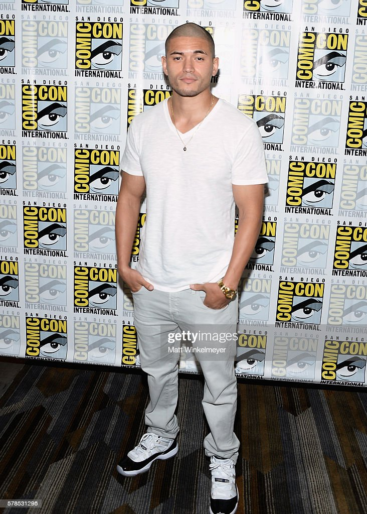 Actor Miguel Gomez attendns FX's 'The Strain' press line during Comic-Con International 2016 at Hilton Bayfront on July 21, 2016 in San Diego, California. at Hilton Bayfront on July 21, 2016 in San Diego, California.