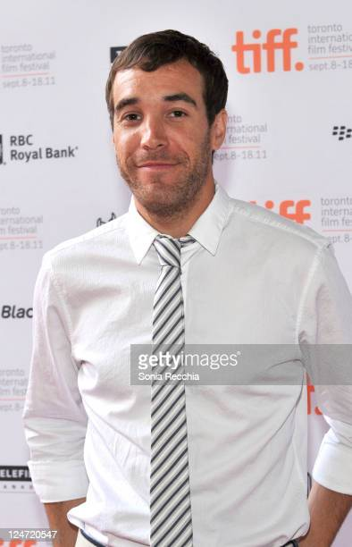 Actor Mike Birbiglia attends the premiere of Your Sister's Sister at Ryerson Theatre during the 2011 Toronto International Film Festival on September...