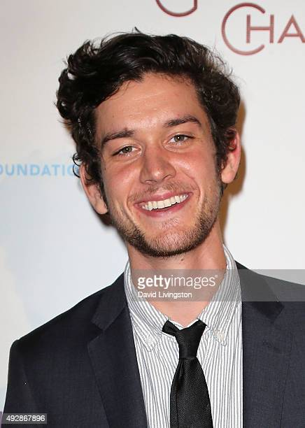 Actor Mike Castle attends the CoachArt 2015 Gala of Champions at The Beverly Hilton Hotel on October 15 2015 in Beverly Hills California